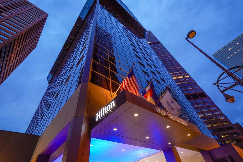 Hotel Hilton Denver City Center Usa Denver Booking Com