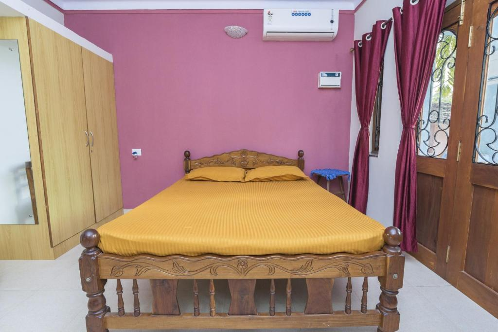Cottage Near Calangute Beach Goa By Guesthouser 31429 India