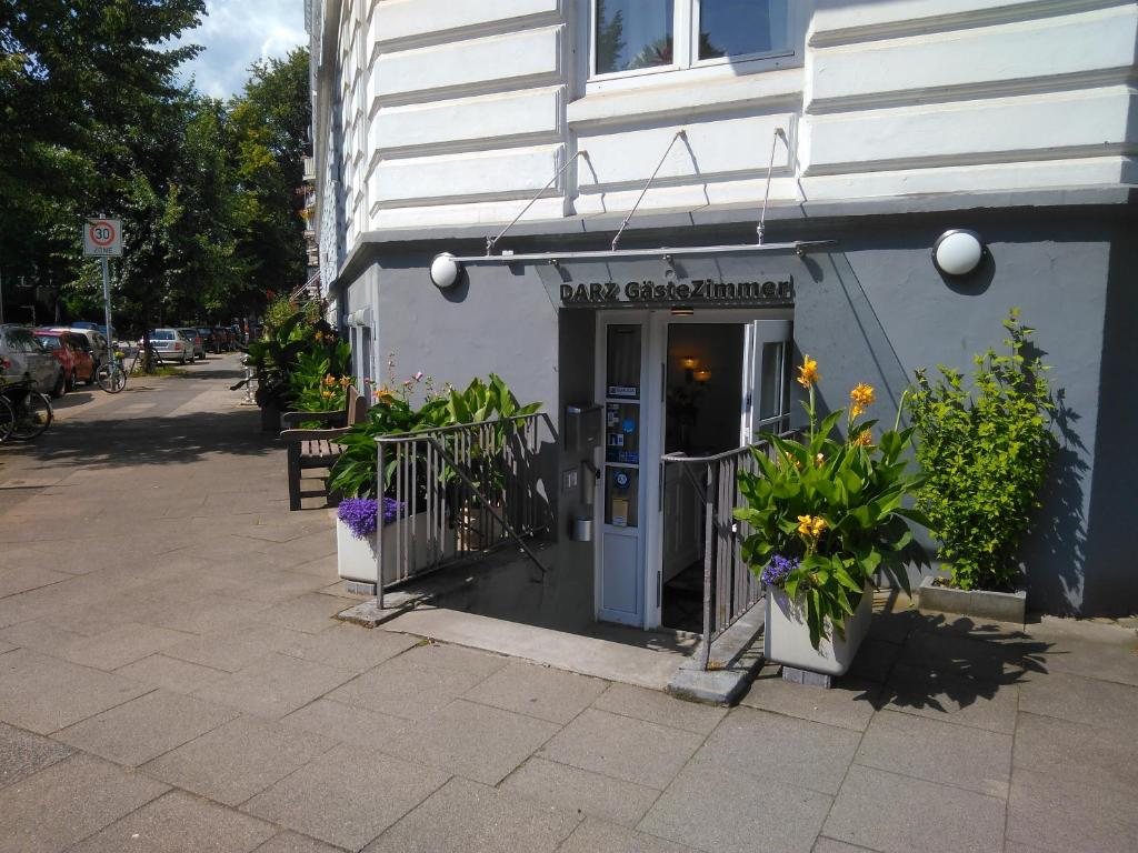 Pension Darz Deutschland Hamburg Booking Com