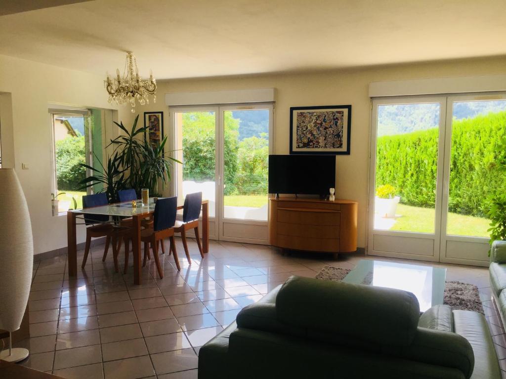 Villa Maison avec jardin près des gorges du Tarn (Frankreich Mende ...