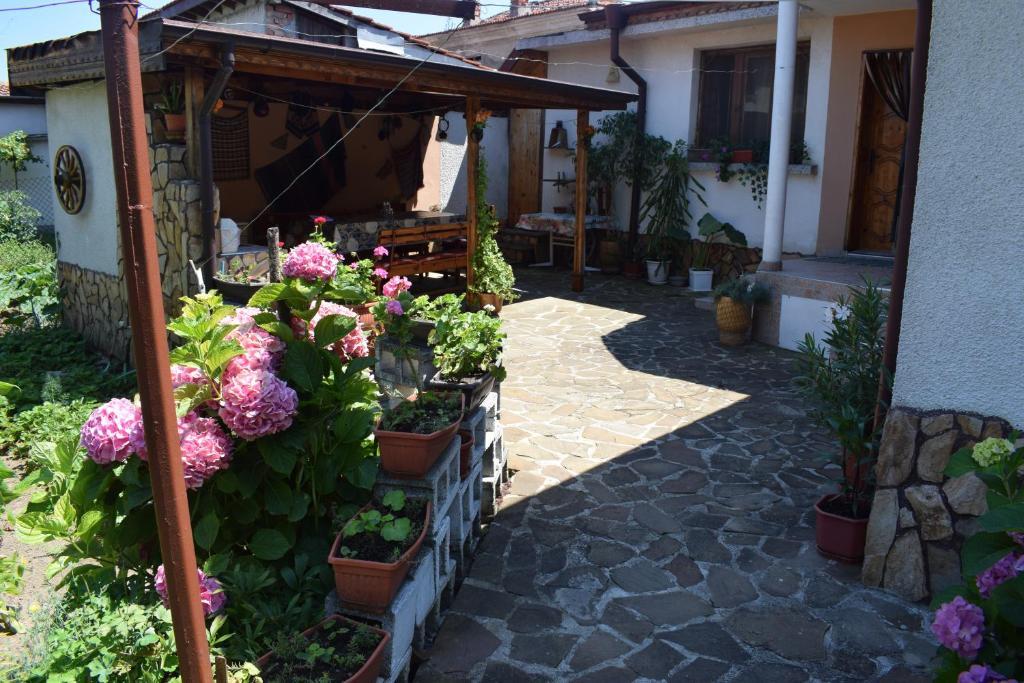 Ваканционна къща Къща за гости Недялкови - Черноморец
