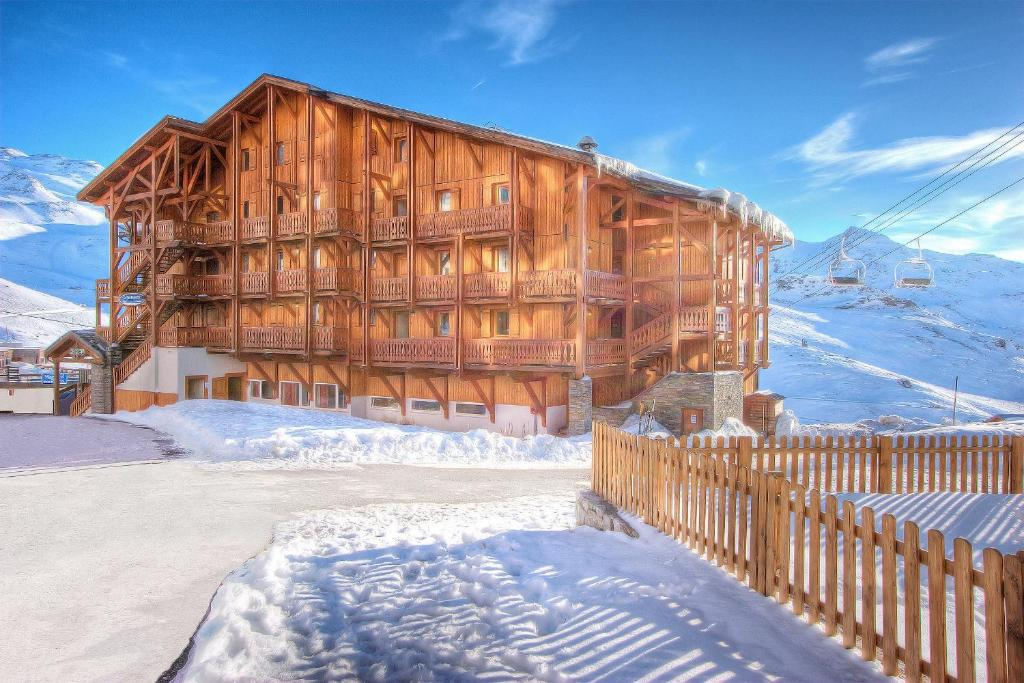 Residence Les Balcons De Val Chaviere Val Thorens Updated 2019 Prices
