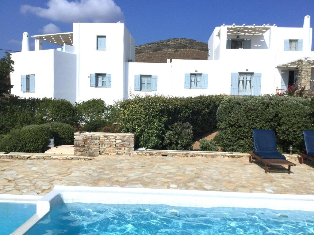Villa Afroditi, Antiparos, Greece - Booking.com