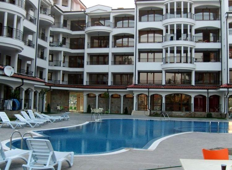 Апартамент Shateau Valon - Слънчев бряг