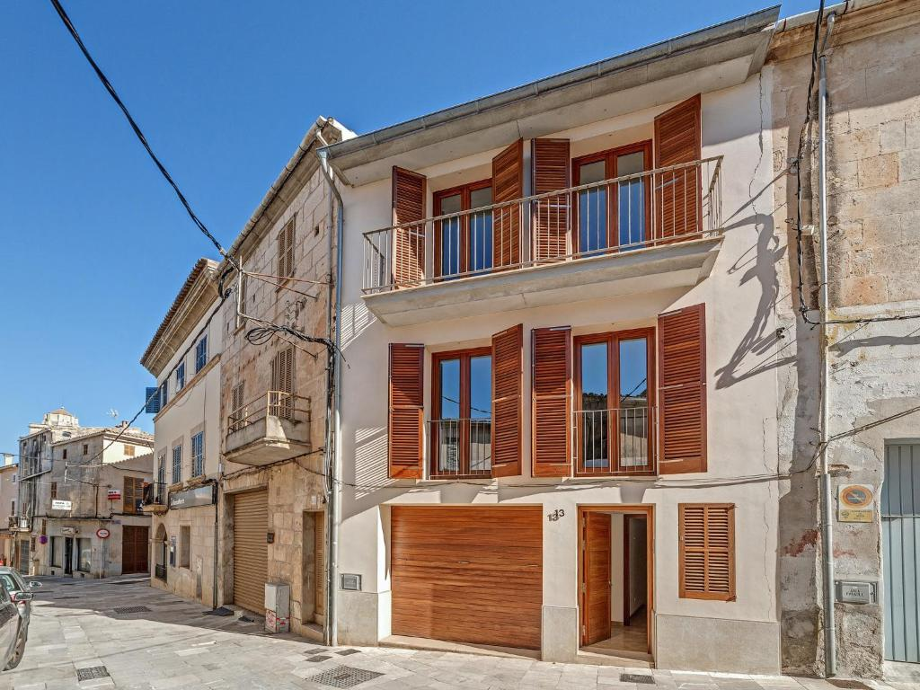 Apartments In María De La Salud Majorca