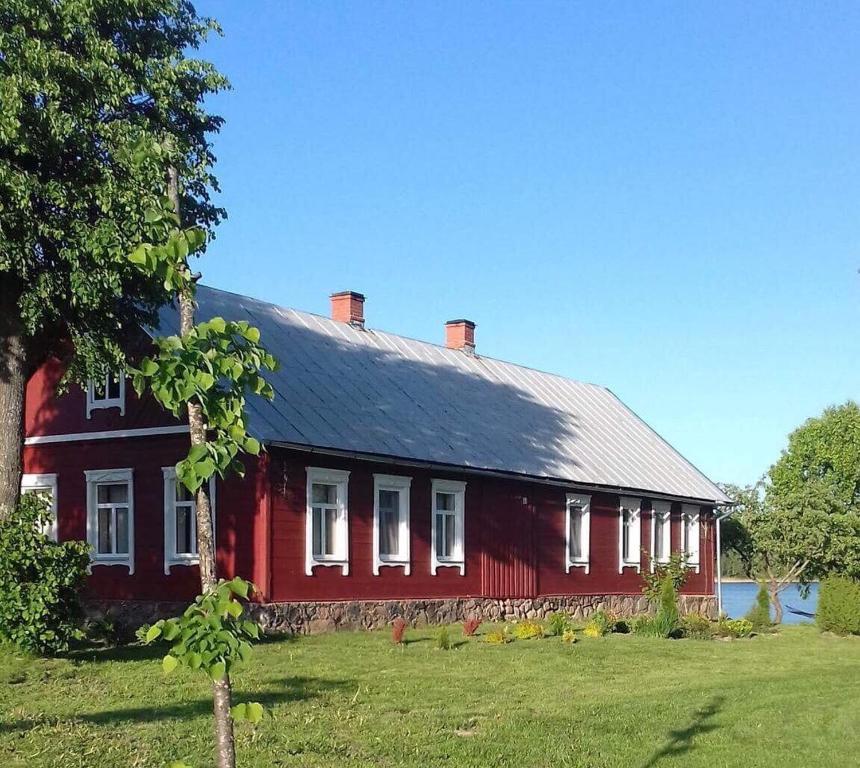 Casa de Campo Aimasas (Letónia Soleimi) - Booking.com