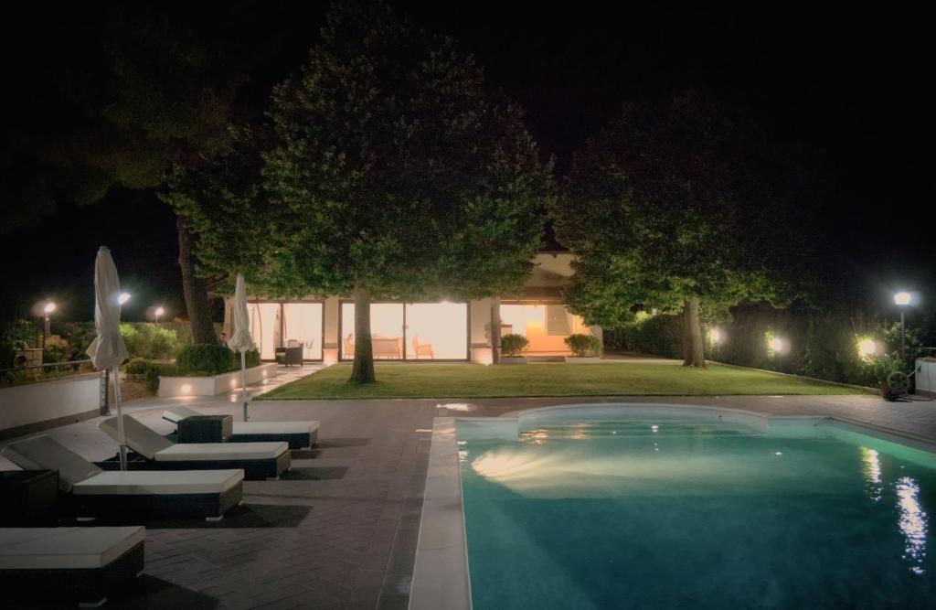 Villa Dei Tigli Resort Pietrelcina Italy Booking Com