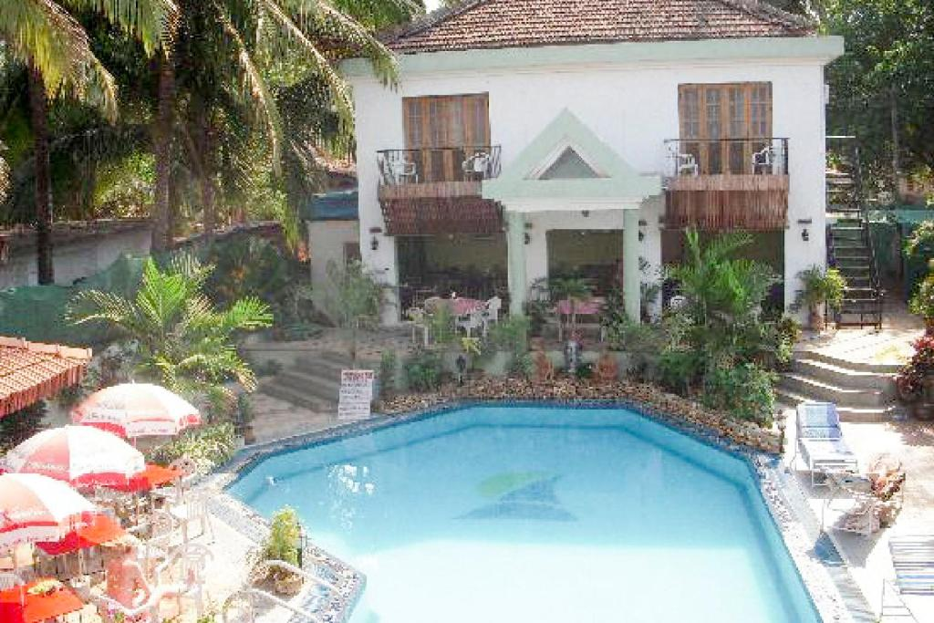Boutique Stay Near Calangute Beach Goa By Guesthouser 40906 India
