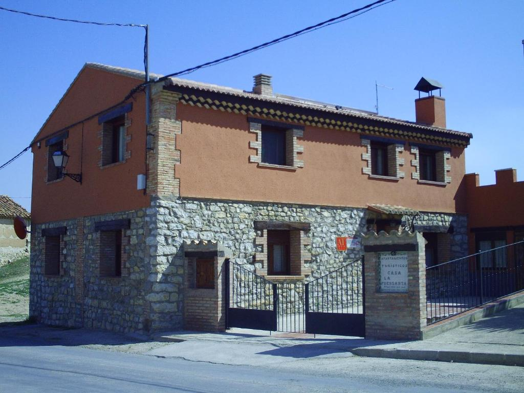 Casa Rural La Fuensanta (Spanje Cella) - Booking.com