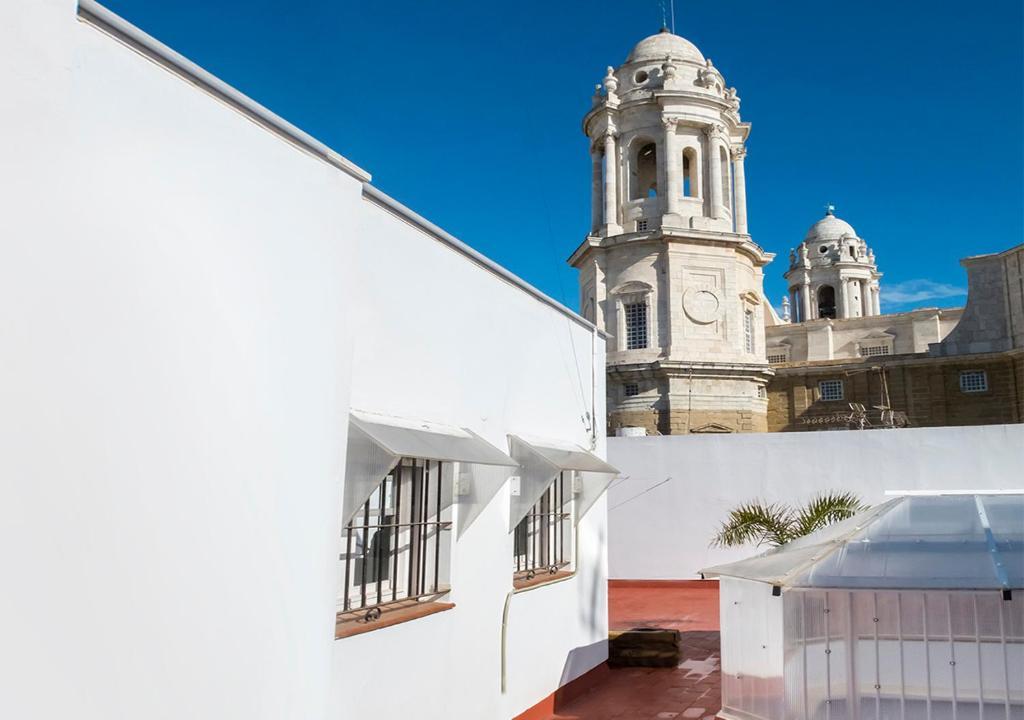 Appartement Ático Cádiz (Spanje Cádiz) - Booking.com