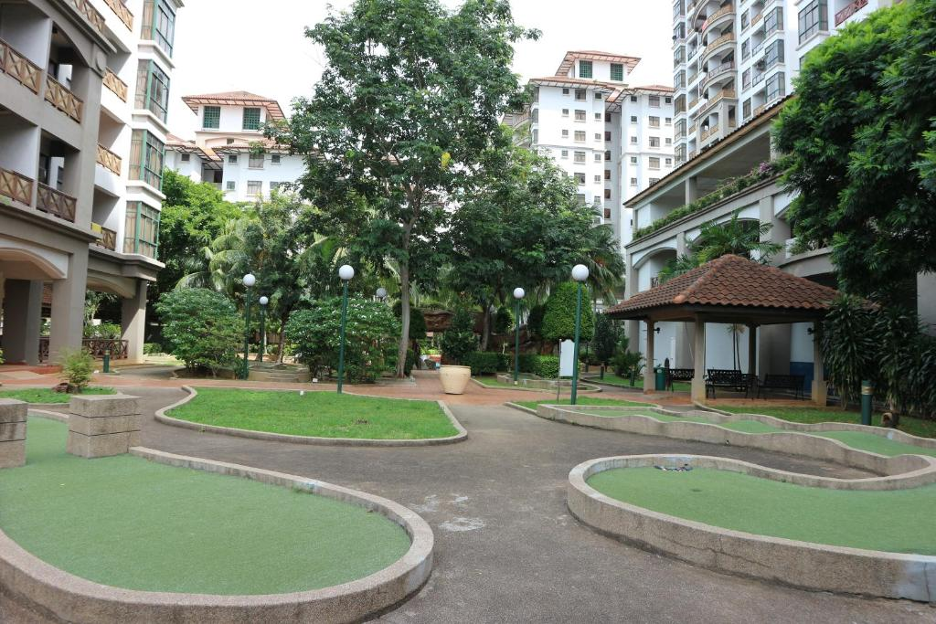Apartment Century Melaka Raya Malacca Malaysia Booking Com