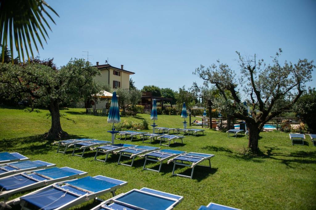 Piscina bild von giardino degli ulivi resort spa margherita
