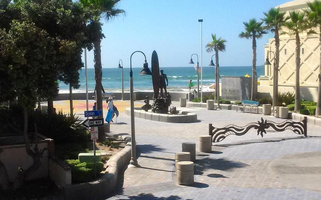 Seacoast Drive Imperial Beach California  Usa