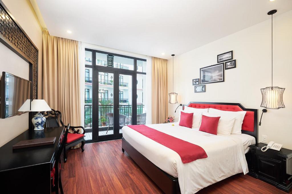 Hotel Belle Maison Hadana (Vietnam Hội An) - Booking.com