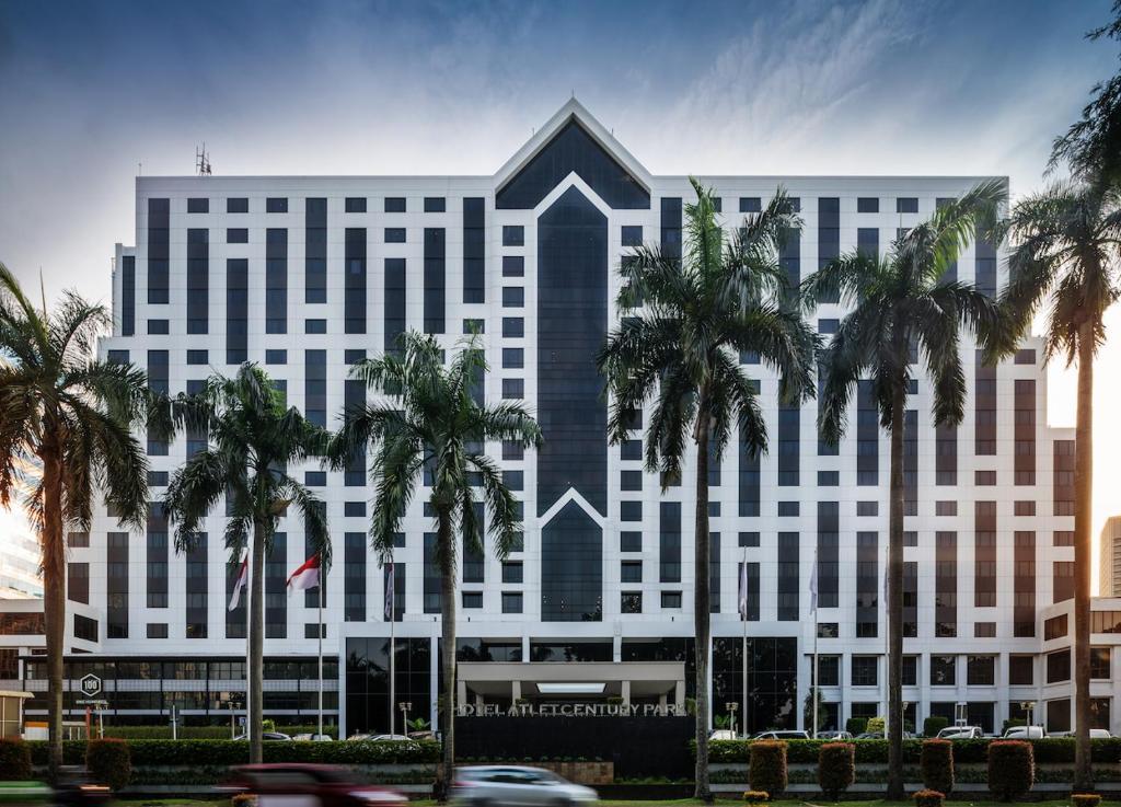 Century Park Hotel Jakarta Harga 2019 Terbaru