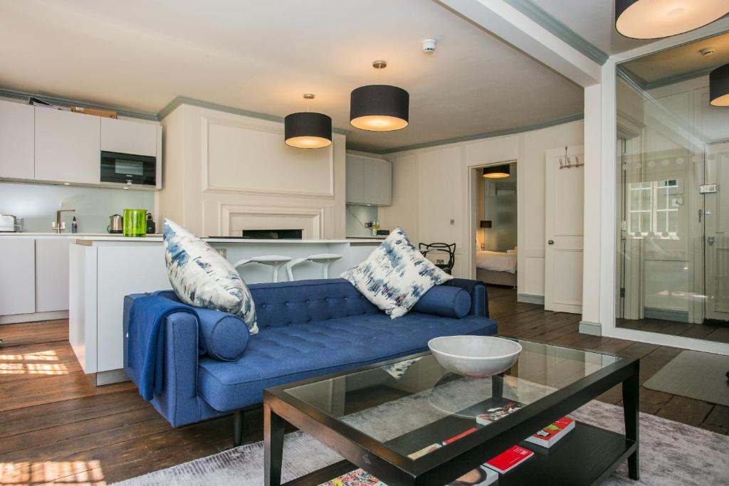 Spacious 1 Bedroom Apartment Near Oxford Street, London, UK