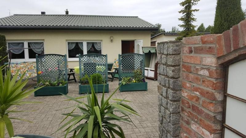 Apartment Ferienwohnung Janisch - Zempin