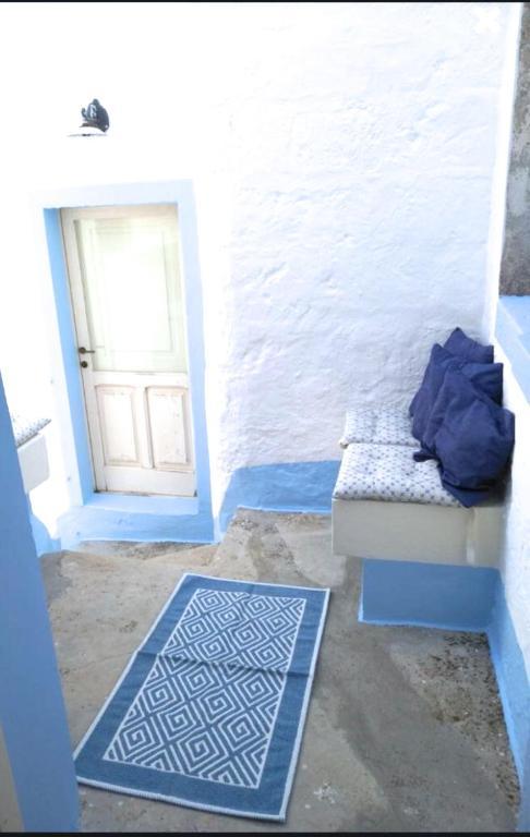 A seating area at Casa Borgo Terra