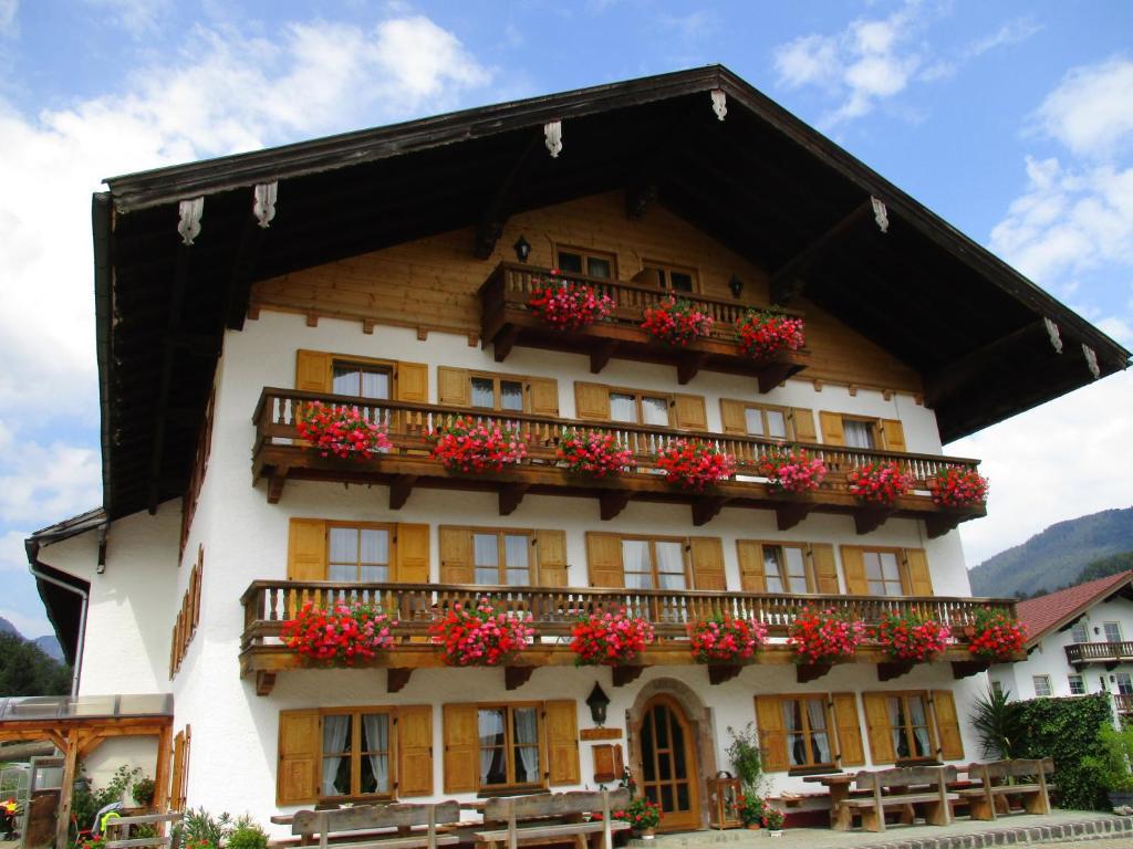 Ferienhof Zeller Hof (Deutschland Ruhpolding) - Booking.com