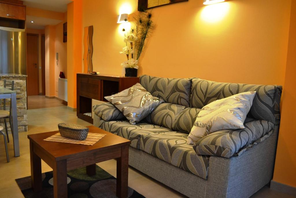 Apartments In Camporrells Aragon