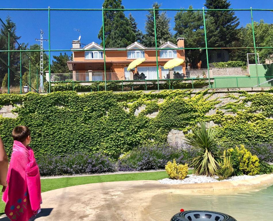 Casa vacanze Casa La Cancha (Spagna Cercedilla) - Booking.com