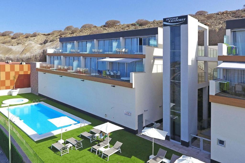 Apartments In Mogán Gran Canaria