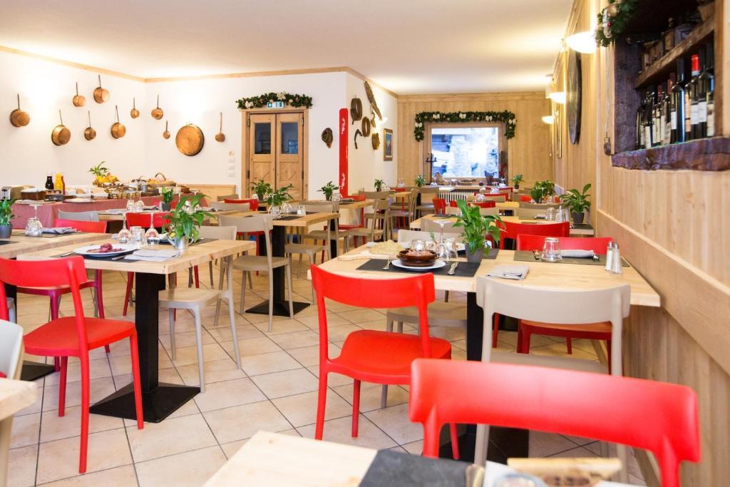 Ресторан / где поесть в Hotel La Barme