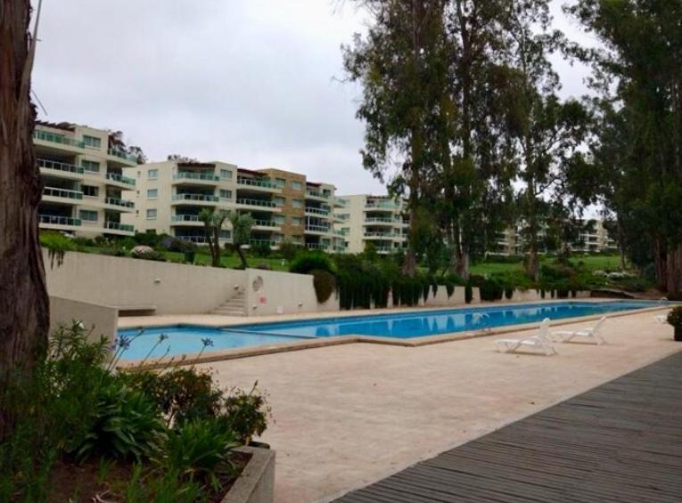The swimming pool at or near Departamento Santo Domingo