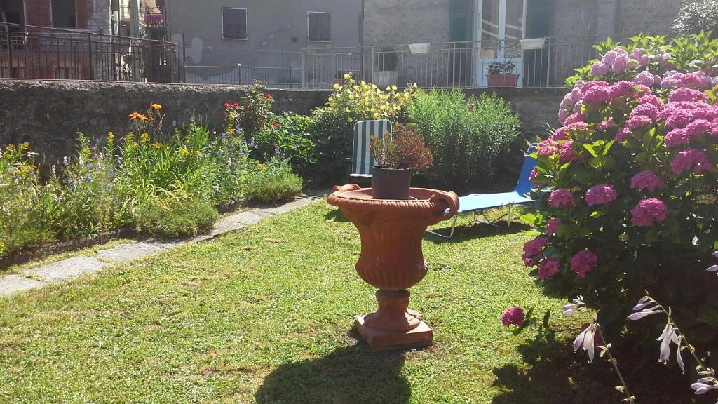 Vacation home il giardino nascosto codiponte italy booking