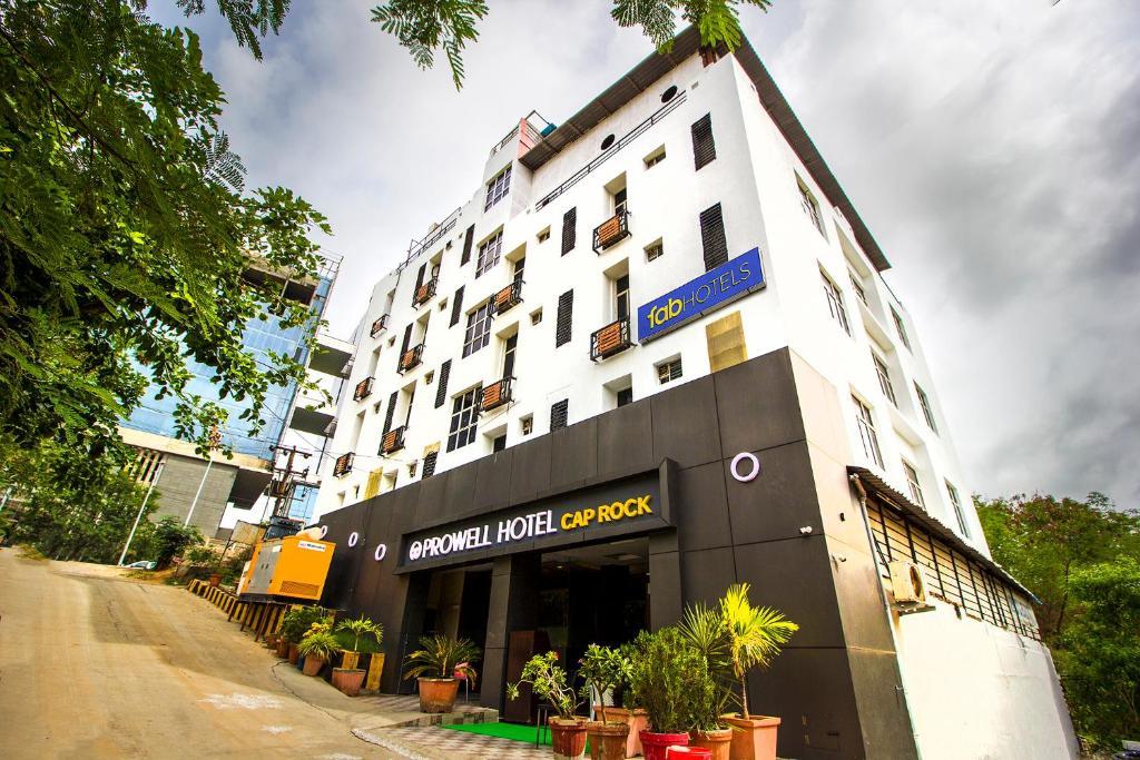 FabHotel Prowell Caprock Hitech City, Hyderabad, India - Booking com