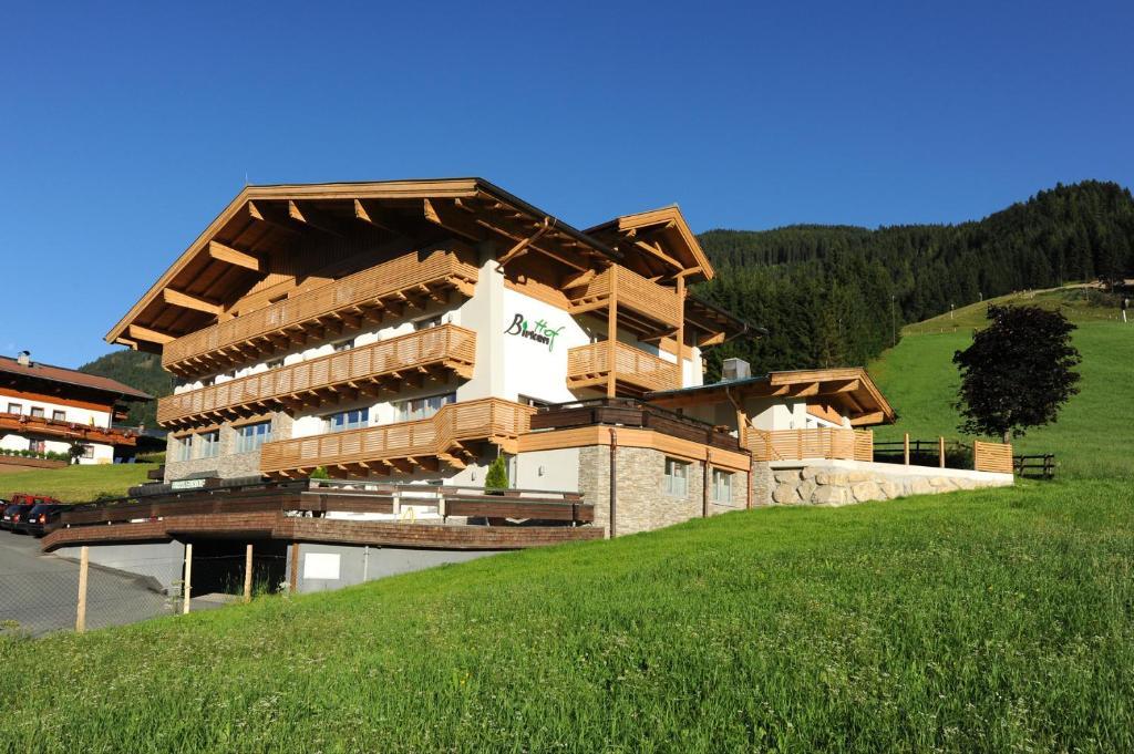 Hotel Birkenhof Haidweg 312 Hinterglemm Austria At Europe