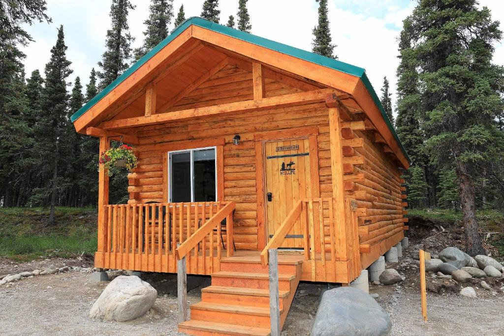 Vacation Home Denali Tri Valley Cabins Healy Ak