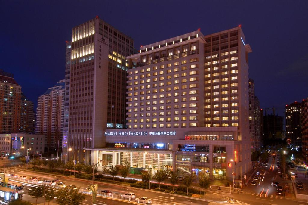 Marco Polo Hotel Beijing, China - Booking.com