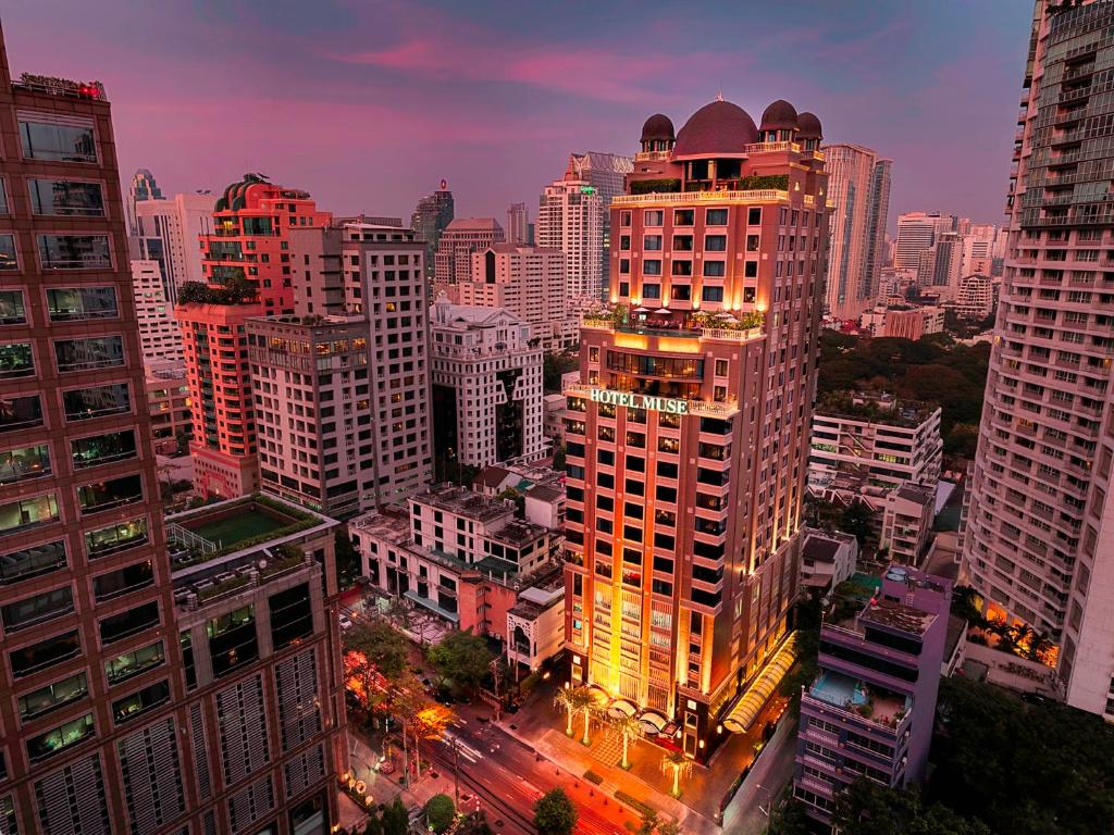 5 причин остановиться в Hotel Muse Bangkok Langsuan - MGallery Collection