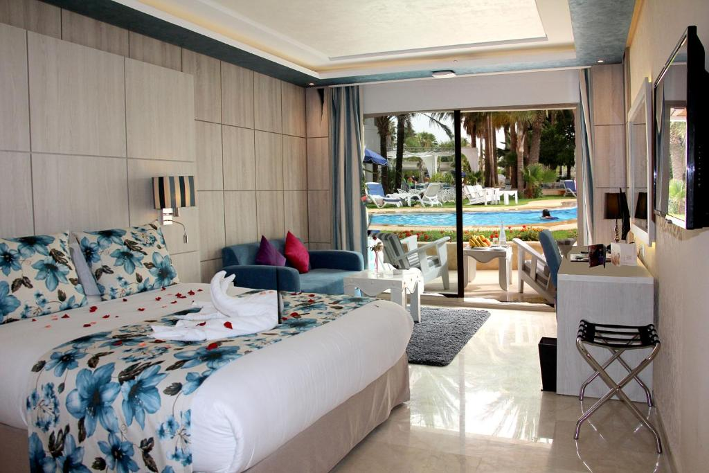 Zaki Suites Hotel & Spa (Maroc Meknès) - Booking.com