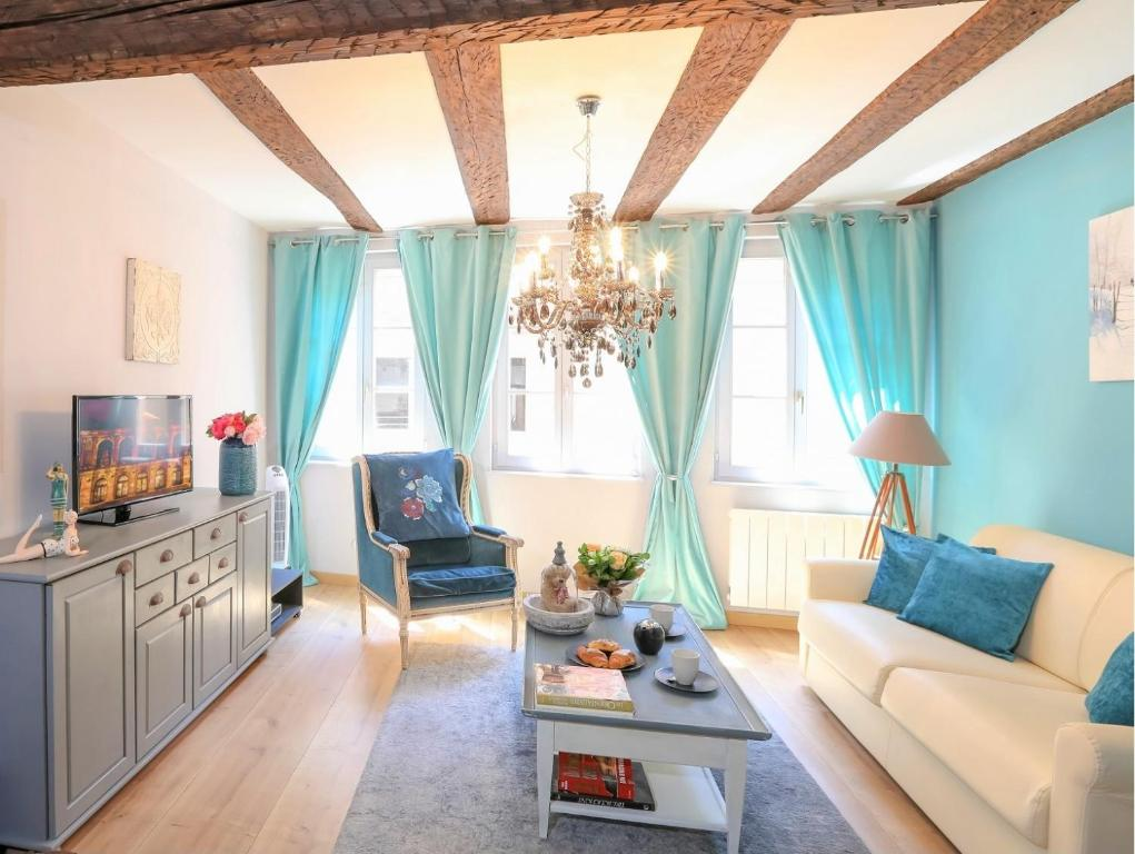 Apartment My Sweet Homes Le 15 Colmar France Booking Com