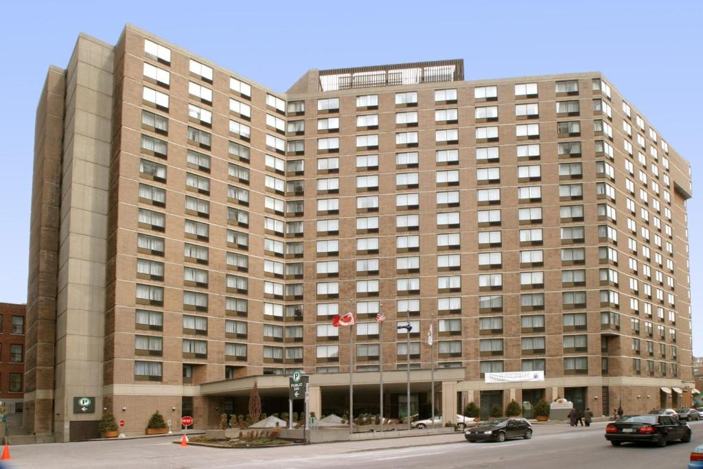 Mcgill Hotel Montreal