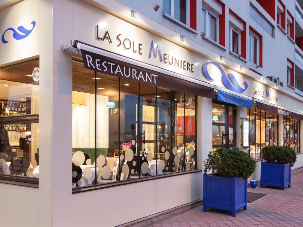 Restaurant La Buissonniere Calais France