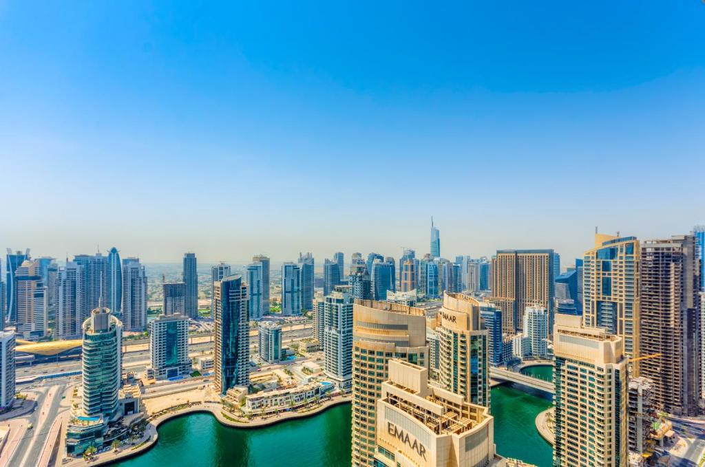 Barcelo Residences Dubai Marina Uae Booking Com