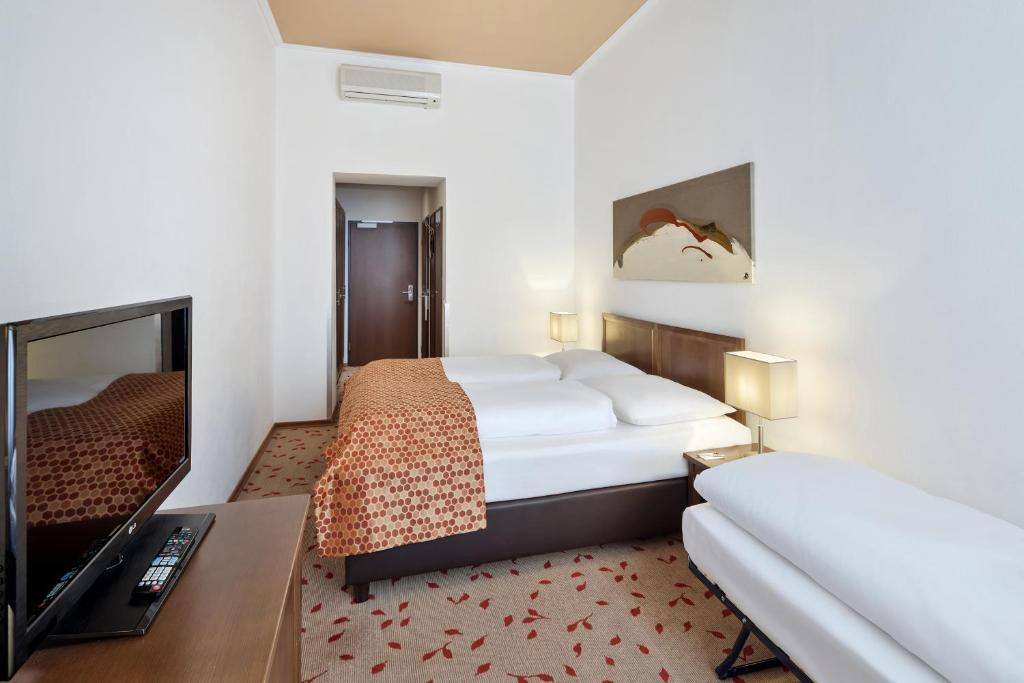 Austria Trend Hotel Rathauspark Osterreich Wien Booking Com