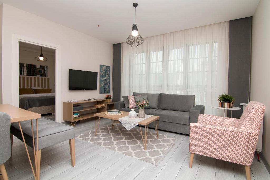 Aparthotel Zin D Home Alemdağ Türkei çekme Bookingcom