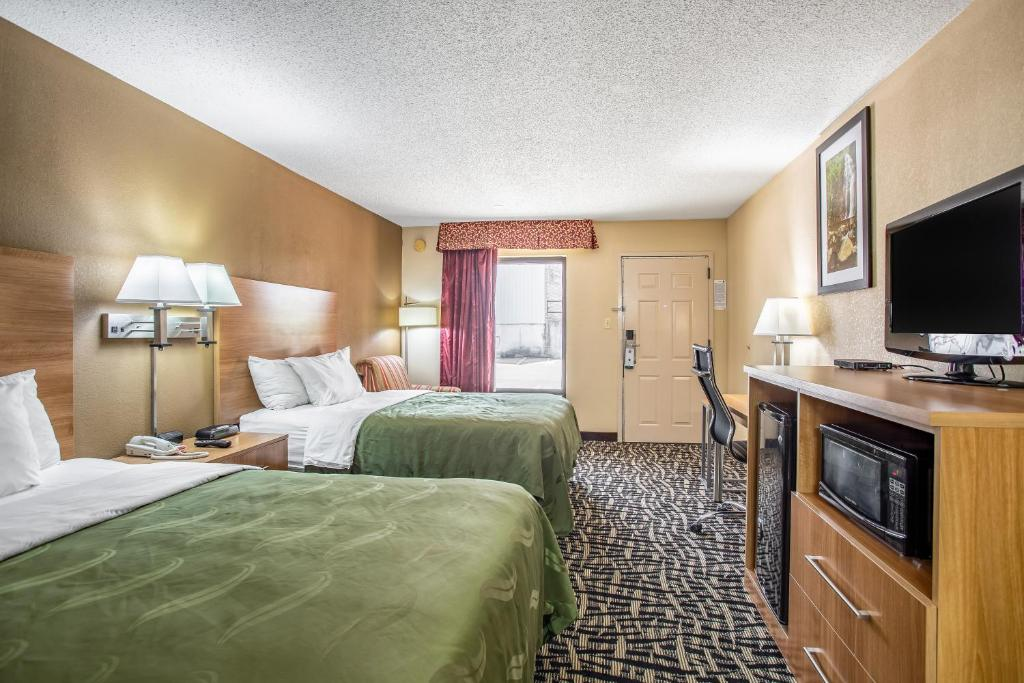 Quality Inn Bowling Green, KY - Booking.com