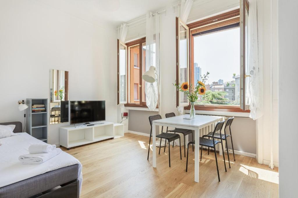 Apartment Isola Flat View, Milan, Italy - Booking com