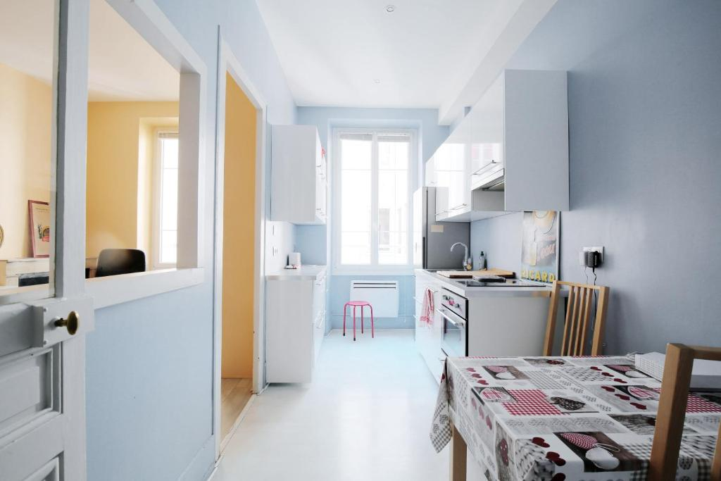 Apartment Studio In The Center Of Lyon Near Perrache France