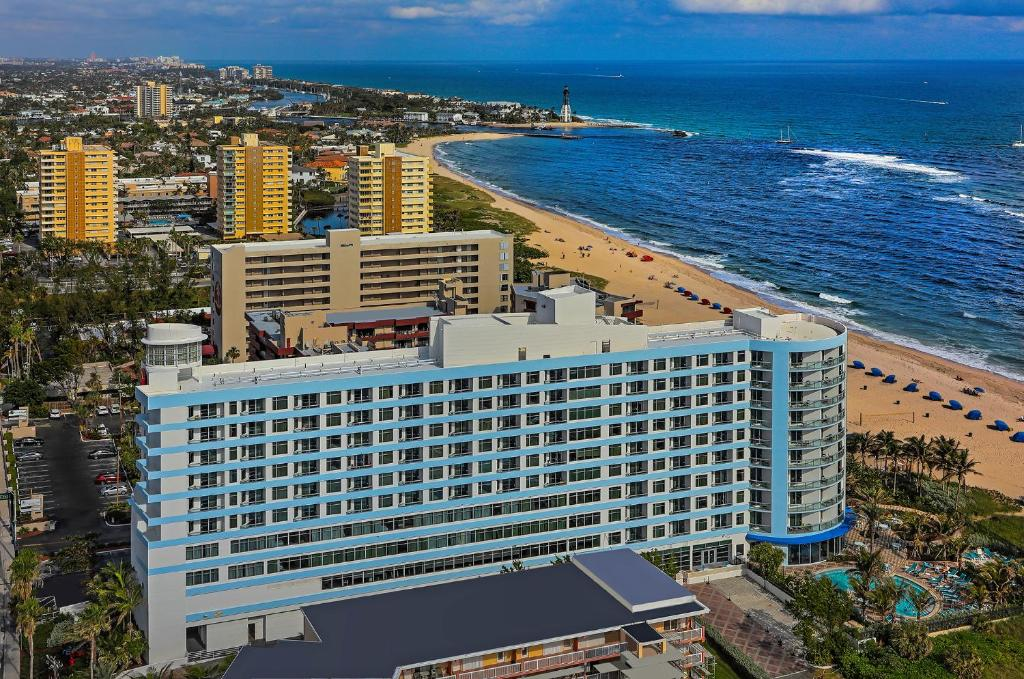 Residence Inn Fort Lauderdale Pompano Beach Oceanfront Reserve Now Gallery Image Of This Property