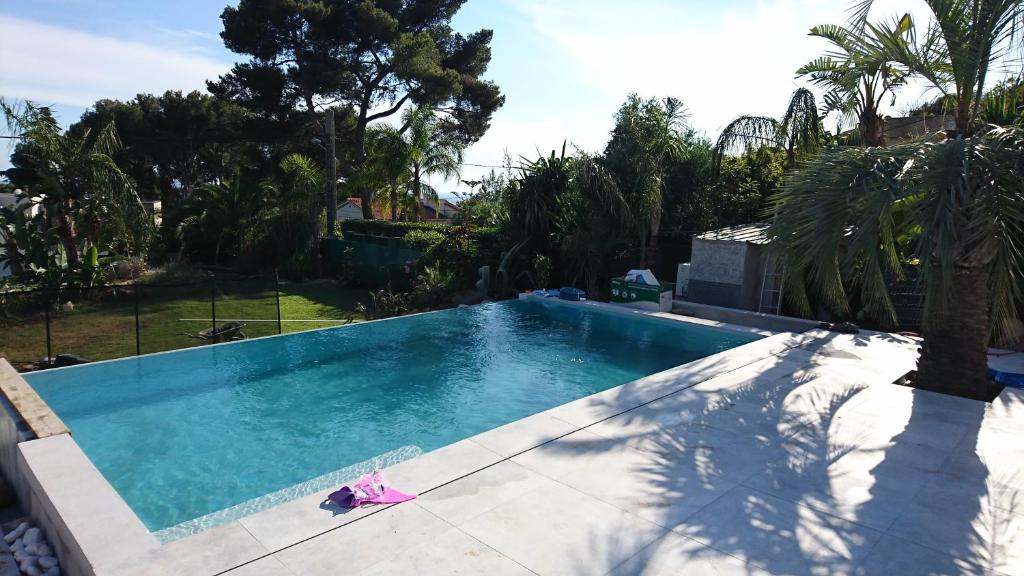 Villa Maison Californienne (Frankreich Carqueiranne) - Booking.com