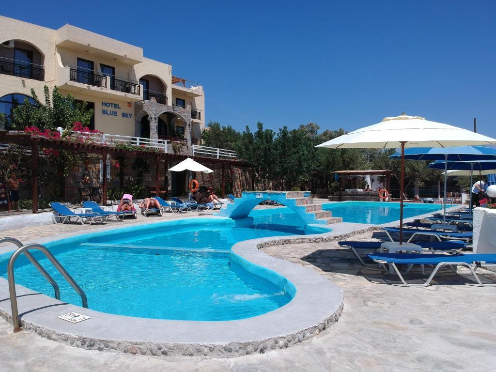 Blue Sky Hotel Griechenland Ierapetra Booking Com