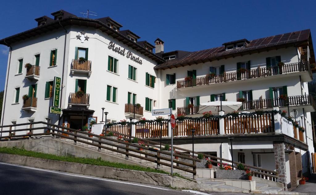 Hotel Pineta Falcade Italy Booking Com