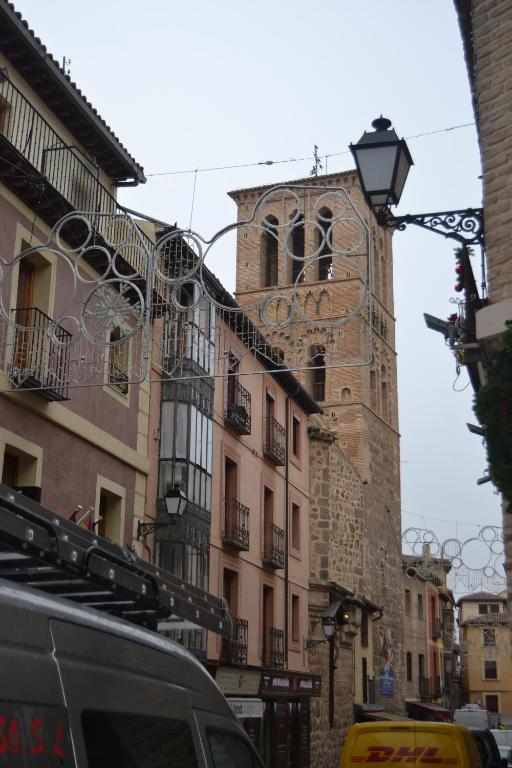 Appartement Casa Santo Tomé (Spanje Toledo) - Booking.com