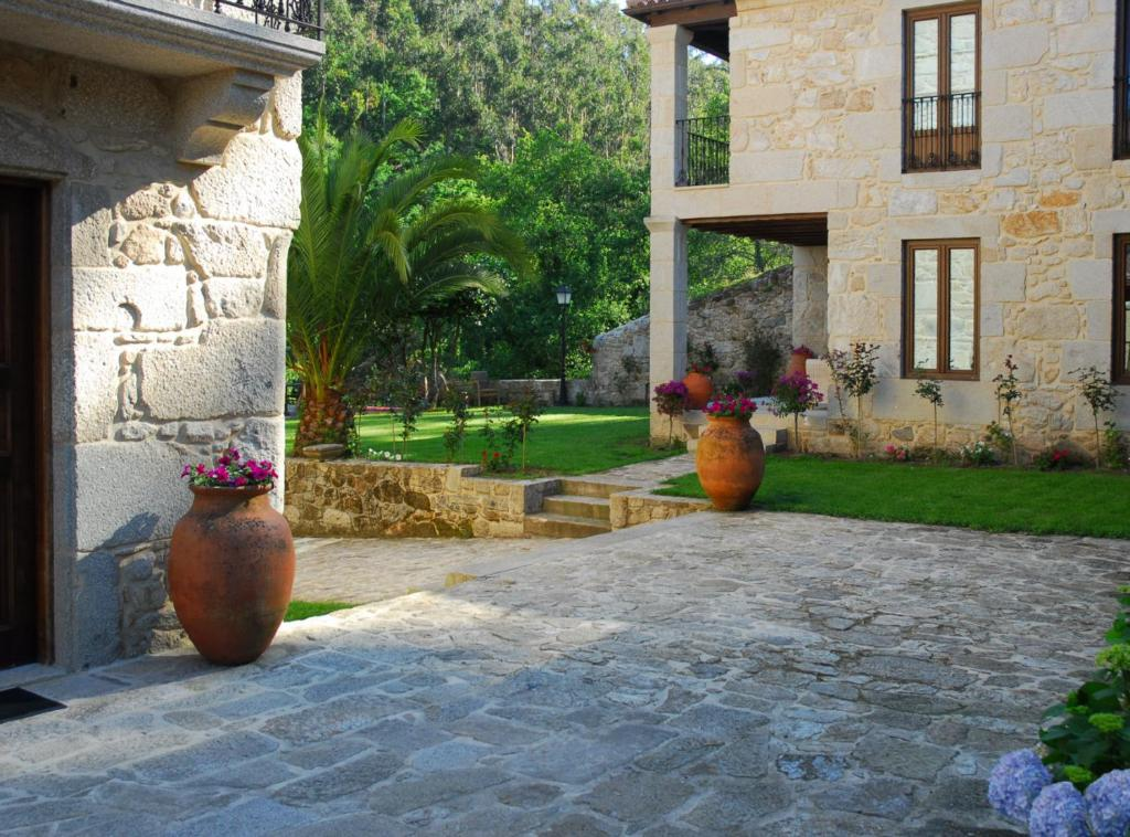 boutique hotels in caldas de reis  28